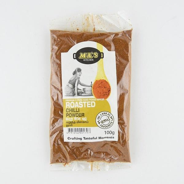 Ma'S Roasted Chilli Powder 100G - in Sri Lanka