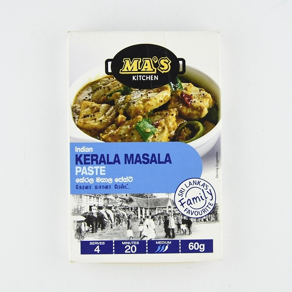 Ma'S Kerala Masala Seasoning 60G - in Sri Lanka
