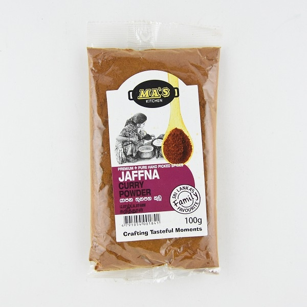Ma'S Jaffna Curry Powder 100G - in Sri Lanka