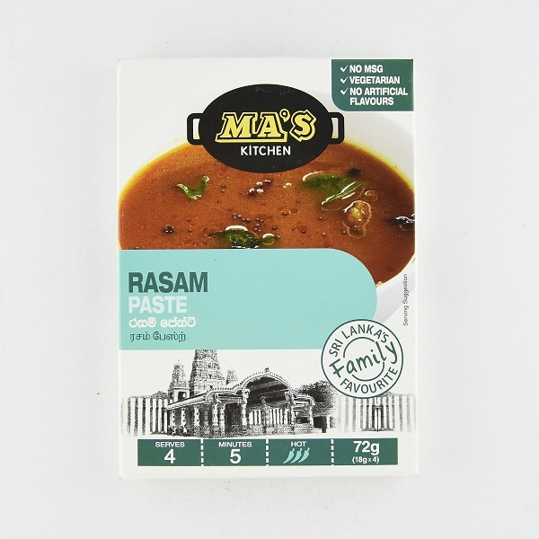 Ma'S Rasam Paste 72G - MA'S - Seasoning - in Sri Lanka