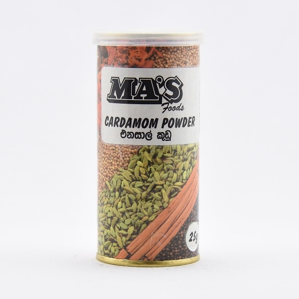 Ma'S Cardomom Powder 25G - in Sri Lanka