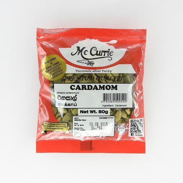 Mccurrie Cardomom 50G - in Sri Lanka