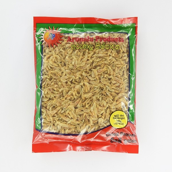 Arunalu Prawns 100G - in Sri Lanka