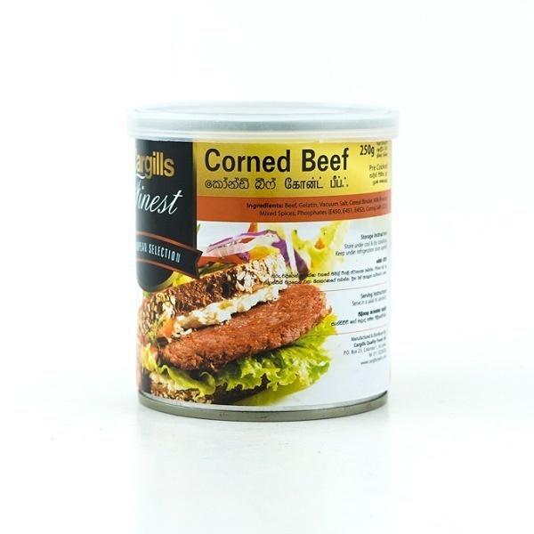 Finest Corned Beef 250G - in Sri Lanka