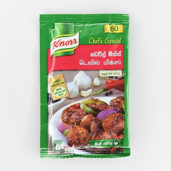 Knorr Deviled Mix 20G - KNORR - Seasoning - in Sri Lanka
