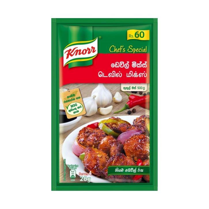 Knorr Deviled Mix 20G - in Sri Lanka
