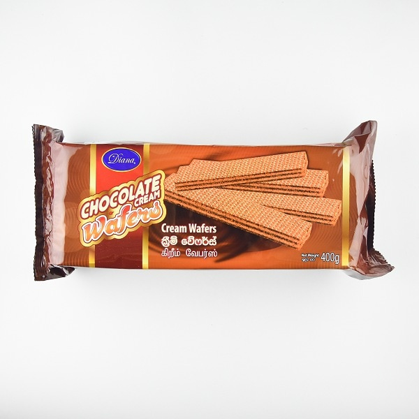 Diana Wafer Chocolate 400G - DIANA - Biscuits - in Sri Lanka