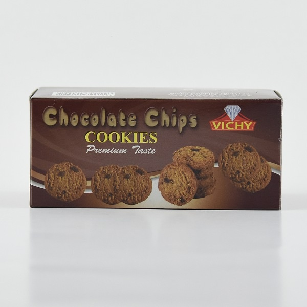 Vichy Biscuit Chocolate Chips Cookies 100g - in Sri Lanka