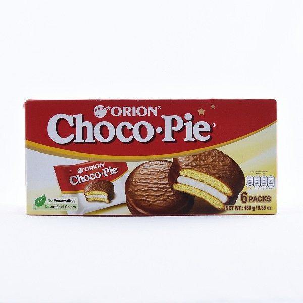 Orion Choco Pie 168G - in Sri Lanka