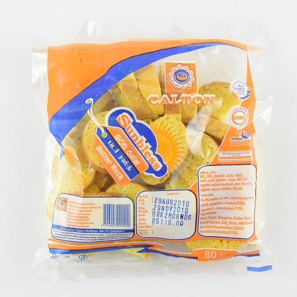 Calton Biscuit Butter Rusk 80g - in Sri Lanka