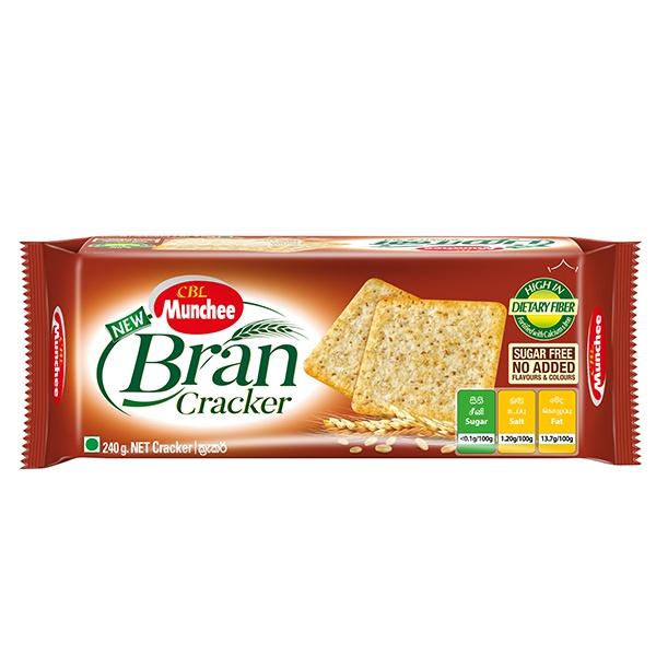 Munchee Bran Cracker 240G - in Sri Lanka