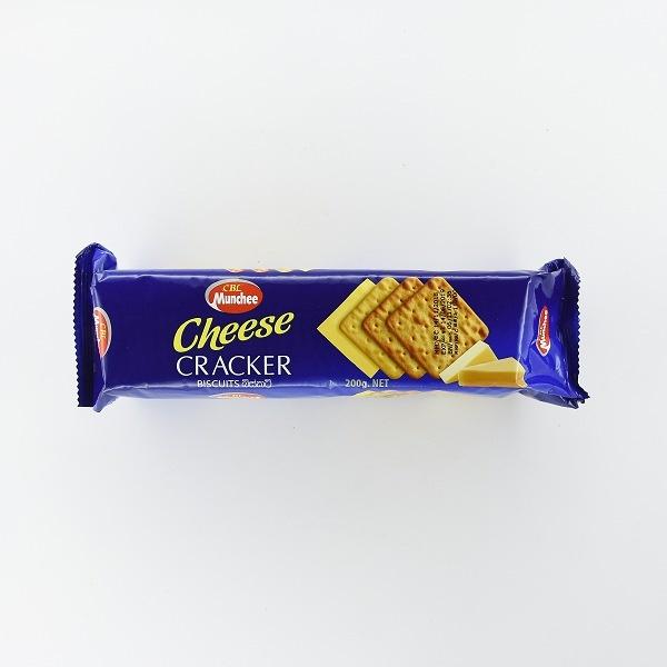 Munchee Biscuit Cheese Cracker 200g - in Sri Lanka