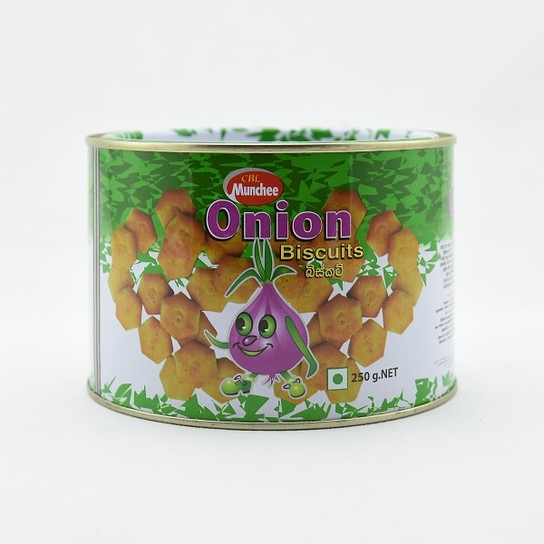 Munchee Biscuit Onion 250g - in Sri Lanka