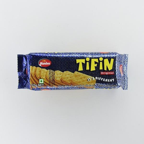 Munchee Biscuit Tifin Original 125g - MUNCHEE - Biscuits - in Sri Lanka