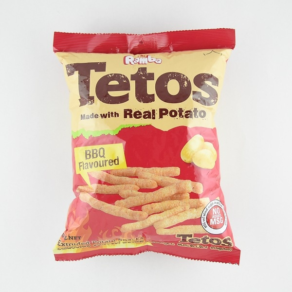 Ramba Tetos Savory Bbq Snacks 60g - in Sri Lanka