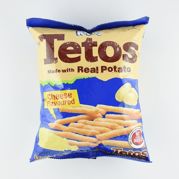 Ramba Tetos Savoury Cheese Snacks 60g - in Sri Lanka