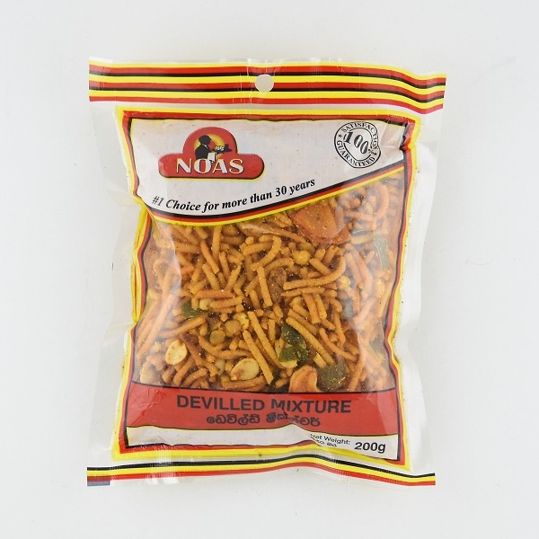 Noas Devilled Mix 200g - in Sri Lanka