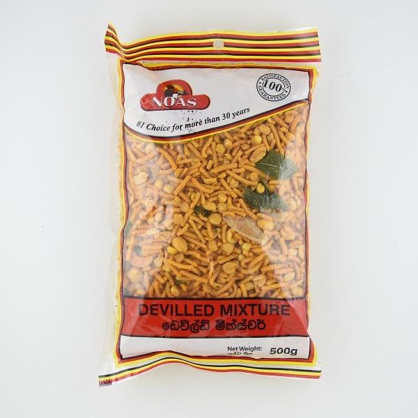 Noas Devilled Mix 500g - NOAS - Snacks - in Sri Lanka