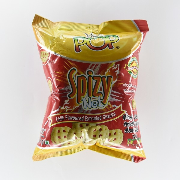 Mr. Pop Spizy Net Snacks 30g - in Sri Lanka
