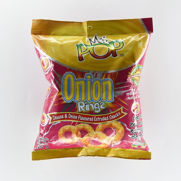 Mr. Pop Onion Rings 35g - in Sri Lanka