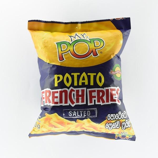 Mr. Pop Potato French Fries 50g - in Sri Lanka