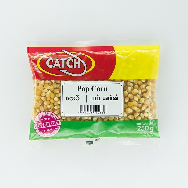 Catch Pop Corn 250G - CATCH - Snacks - in Sri Lanka