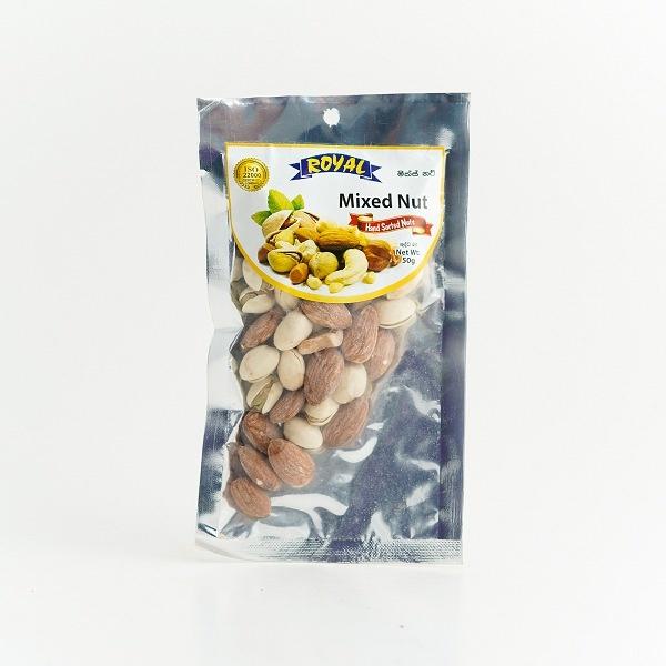 Royal Cashews Mixed Nut 50G - in Sri Lanka