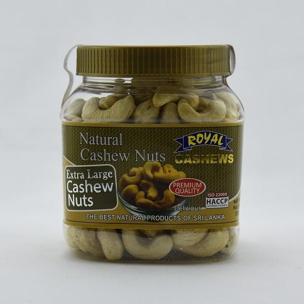 Royal Cashews Dehydrated Cashew Bottle 350g - in Sri Lanka