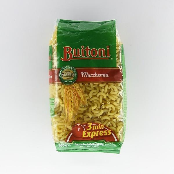 Buitoni Pasta Maccheroni Express 500g - in Sri Lanka