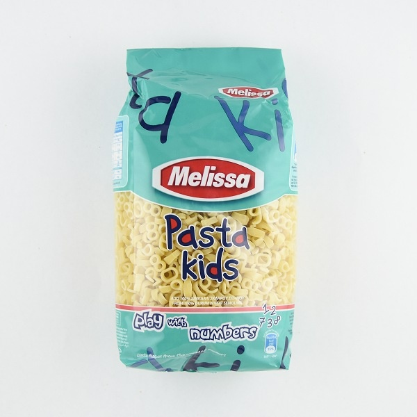 Melissa Kids Pasta Play With Numbers 500g - MELISSA - Pasta - in Sri Lanka