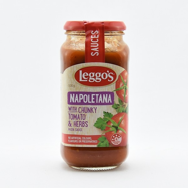 Leggos Pasta Sauce Napoletana 500g - in Sri Lanka