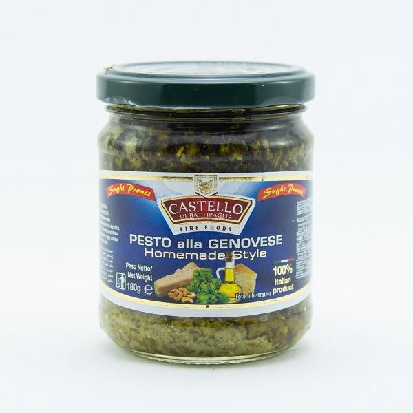 Castello Pasta Sauce Pesto Genovese 180g - in Sri Lanka