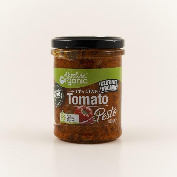 Absolute Organic Tomato Pesto 190G - ABSOLUTE ORGANIC - Sauce - in Sri Lanka