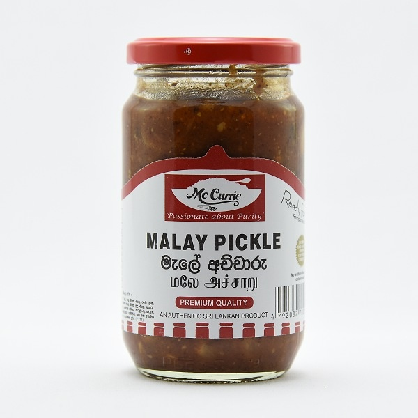 Mccurrie Malay Pickle 360G - MCCURRIE - Condiments - in Sri Lanka