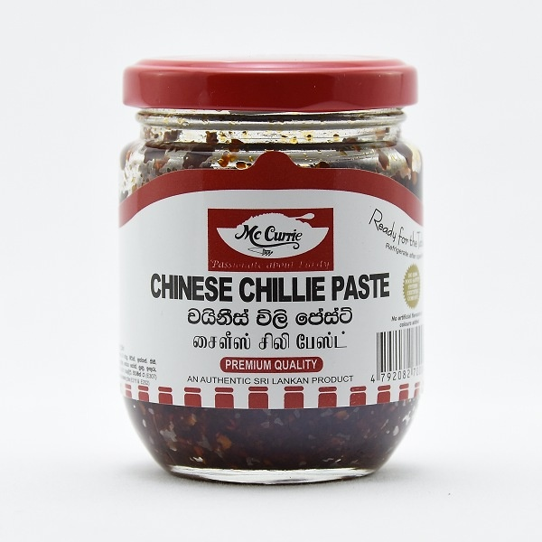 Mccurrie Chinese Chilli Paste 200g - in Sri Lanka