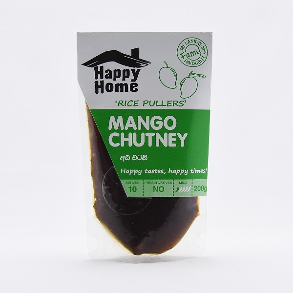 Happy Home Mango Chutney 200G - in Sri Lanka