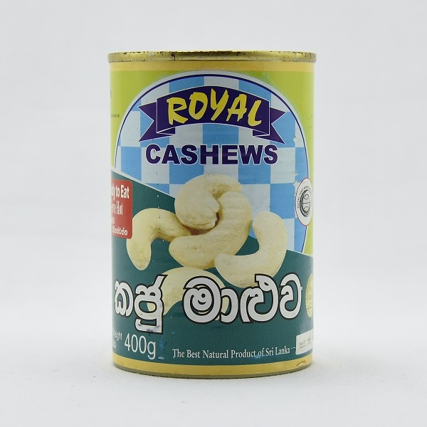 Royal Cashews Cashew Curry Tin 400g - in Sri Lanka