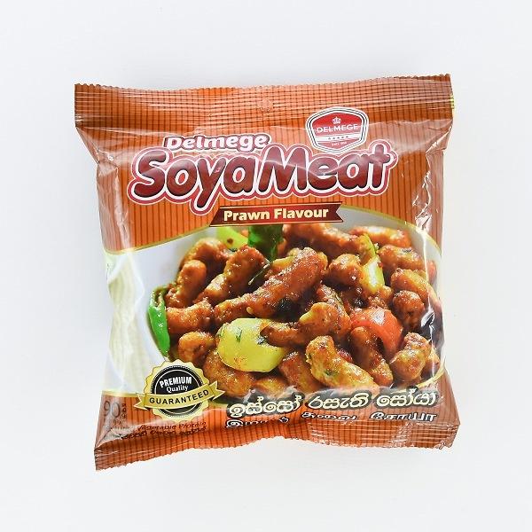 Delmege Soya Meat Prawns 90G - in Sri Lanka