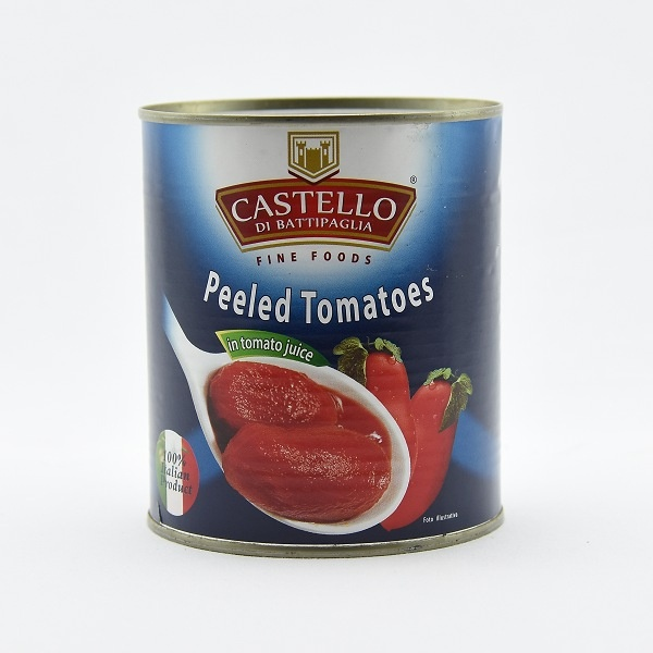 Castello Whole Peeled Tomato 400G - in Sri Lanka