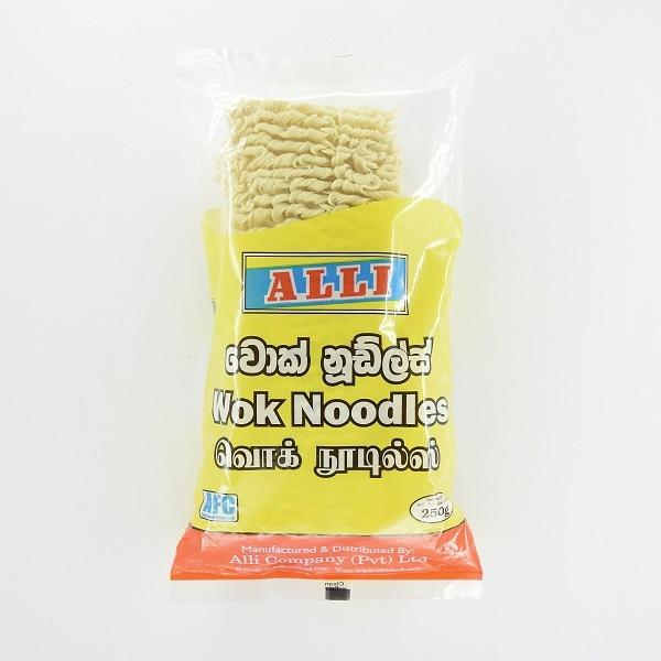Alli Noodles Wok 250g - in Sri Lanka