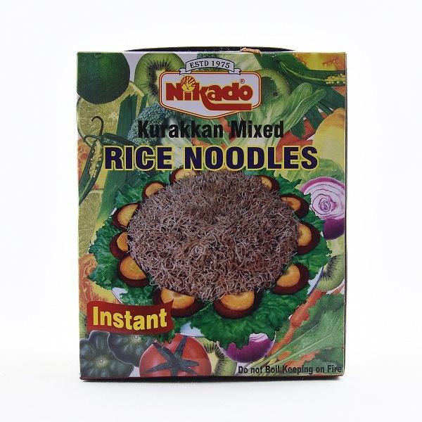 Nikado Instant Noodles Kurakkan 200g - in Sri Lanka