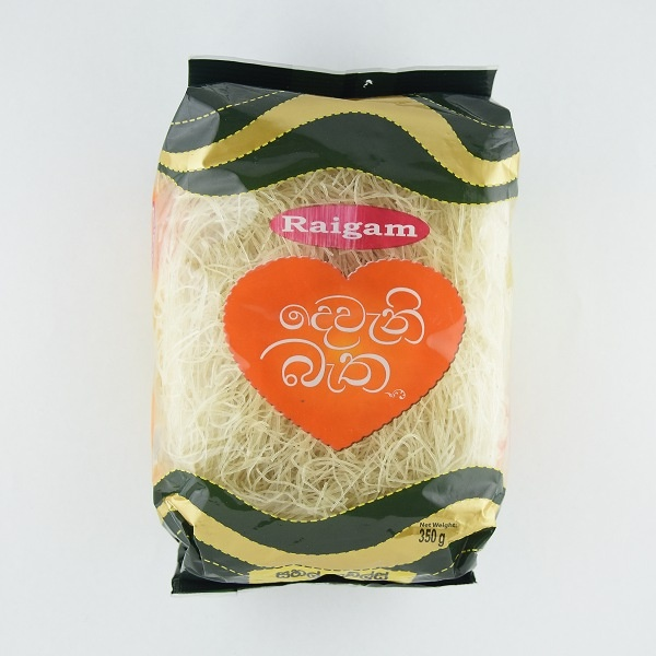 Raigam Noodles Deveni Batha White Rice 350g - in Sri Lanka
