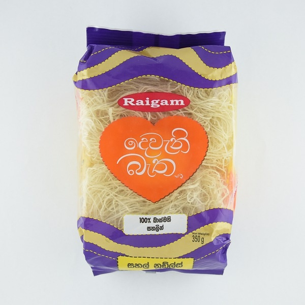 Raigam Noodles Deveni Batha Basmathi 350g - in Sri Lanka