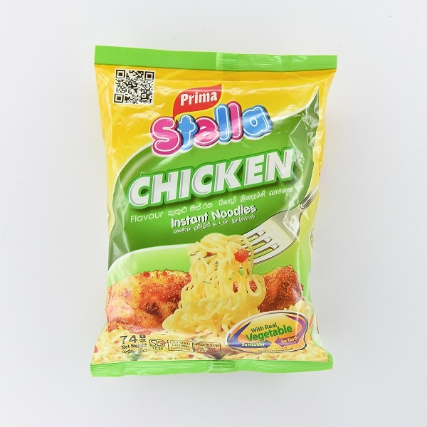 Prima Noodles Stella With Chicken 74g - in Sri Lanka
