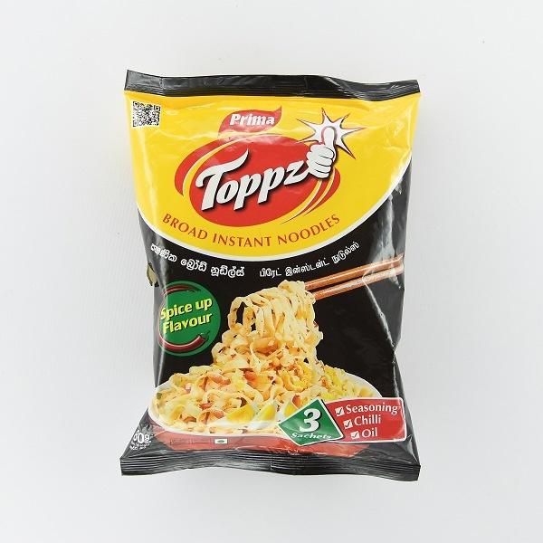 Prima Noodles Toppz Instant 80g - in Sri Lanka
