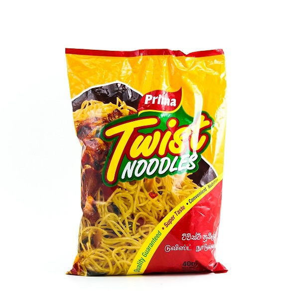 Prima Noodles Twist 400g - in Sri Lanka