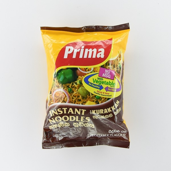 Prima Noodles Instant Kurakkan Vegetable 85g - PRIMA - Noodles - in Sri Lanka