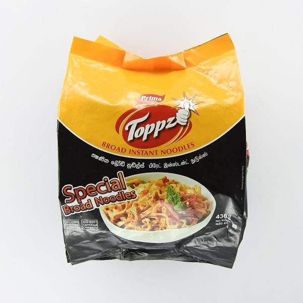 Prima Noodles Toppz 430g - in Sri Lanka