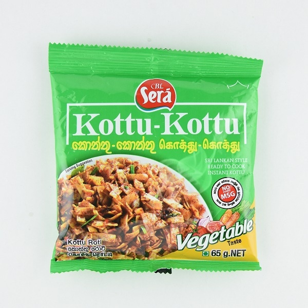 Sera Kottu Kottu Vegetable 65g - in Sri Lanka