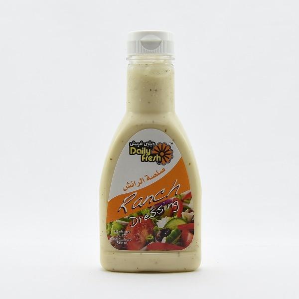 Daily Fresh Ranch Salad Dressing 237g - in Sri Lanka